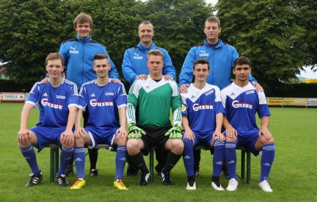 TSV/FC Korbach stellt Neuzugaenge vor